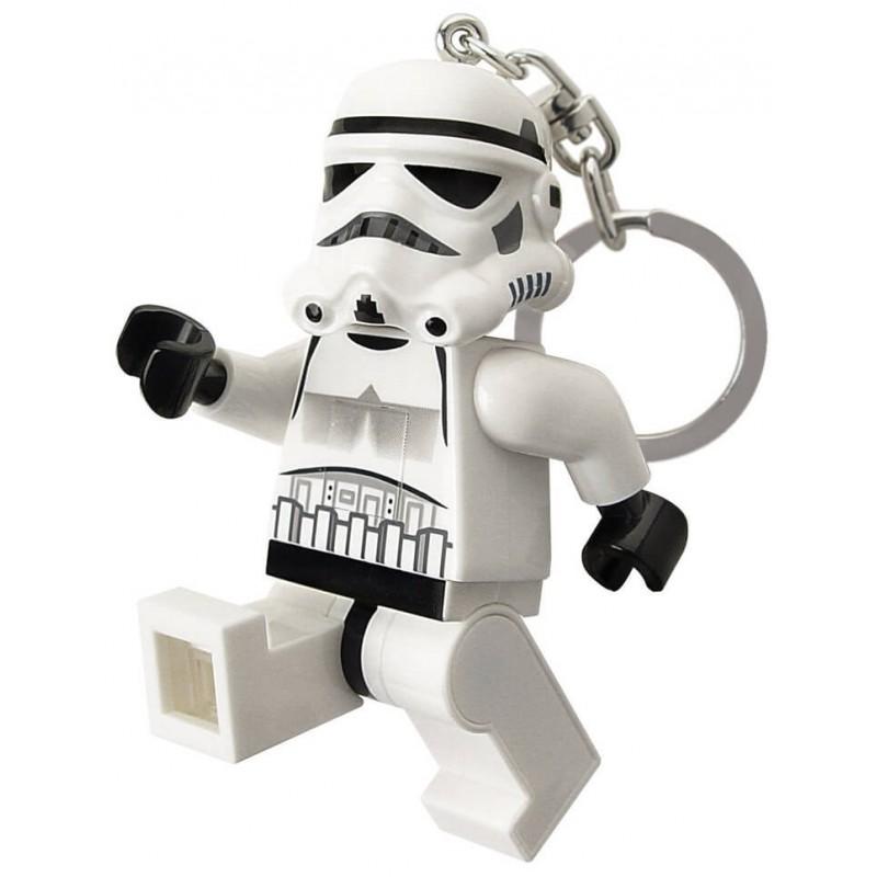 LEGO - Keychain w/LED Star Wars - Storm Trooper (507749)