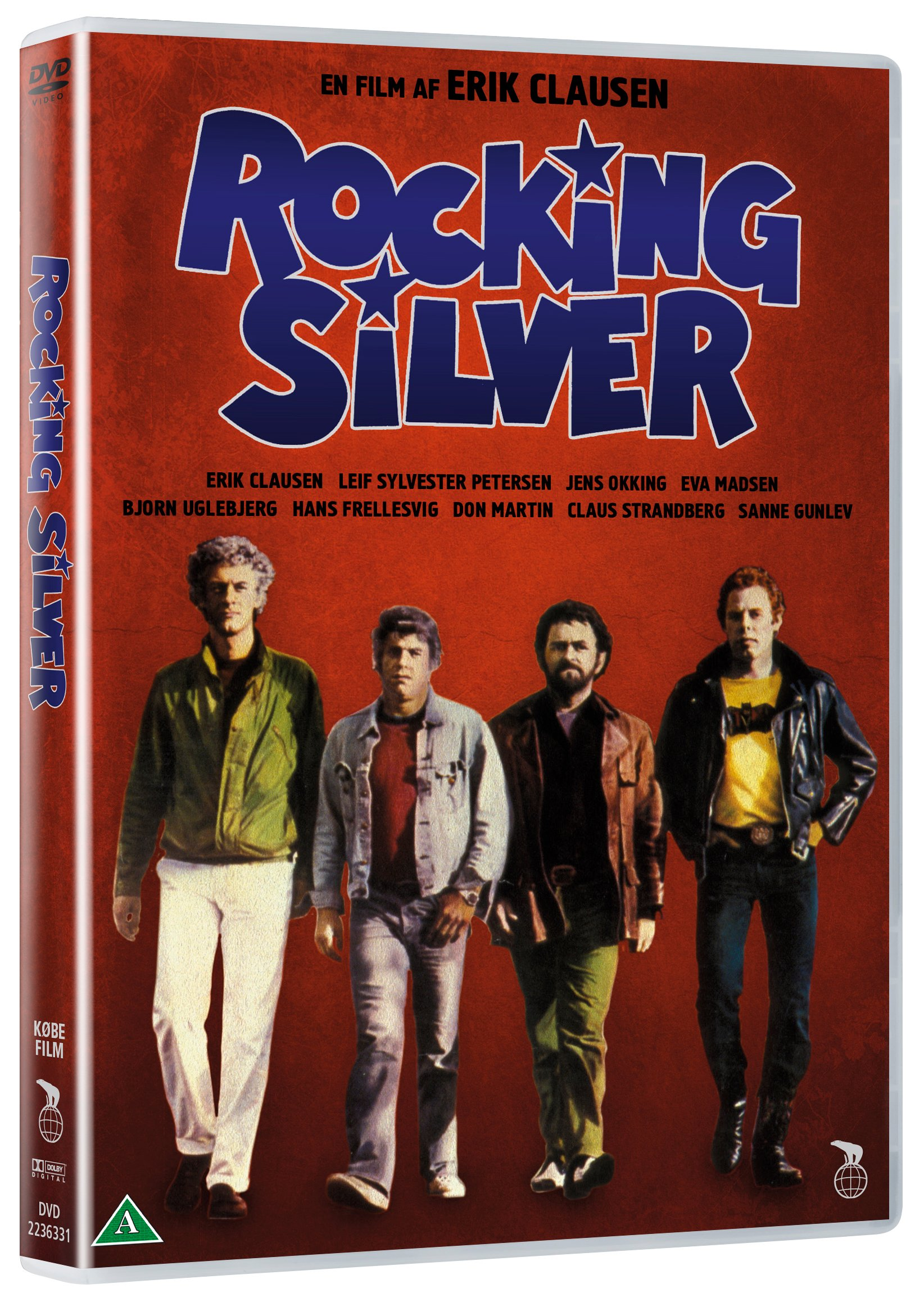Rocking Silver - DVD