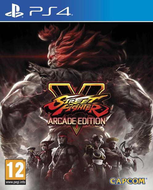 Street Fighter V (5) - Arcade Edition