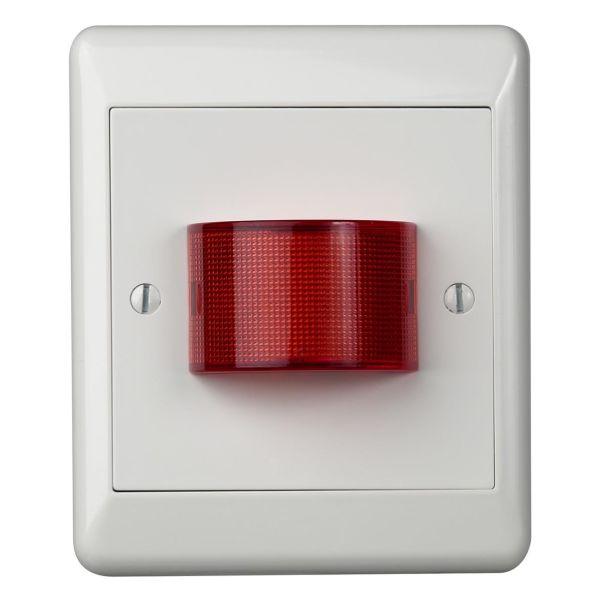 Elko EKO06691 Merkkivalo halogeeniton kestomuovi Punainen linssi