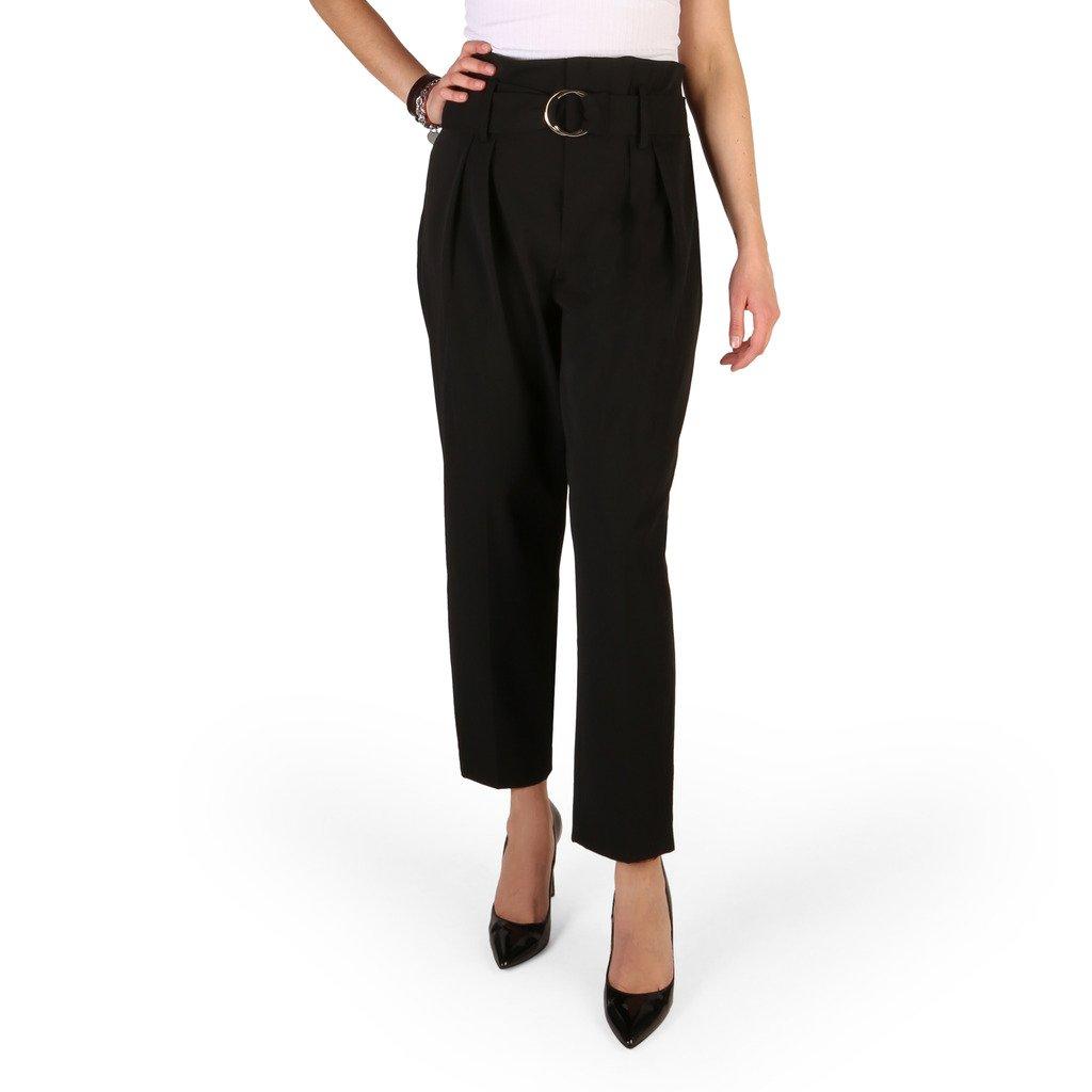 Guess Women's Trousers Black 82G140 - black 38 US