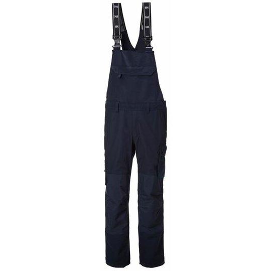 Helly Hansen Workwear Oxford BIB Työhousut laivastonsininen, henkseleillä C44