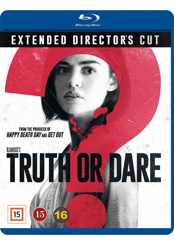 Truth or Dare (Lucy Hale) (Blu-Ray)
