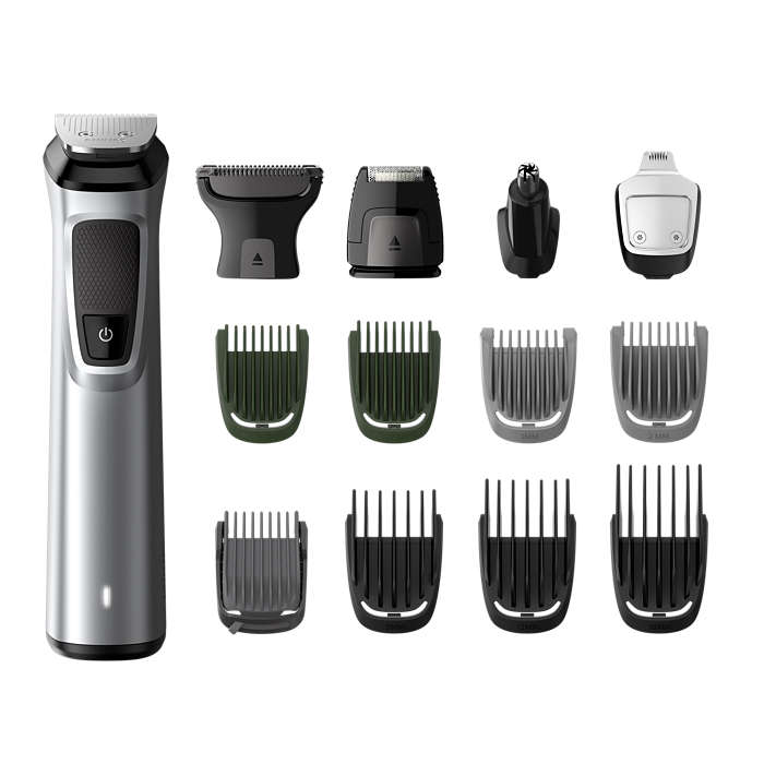 Philips - Multigroom Face & Hair Trimmer MG7720/15