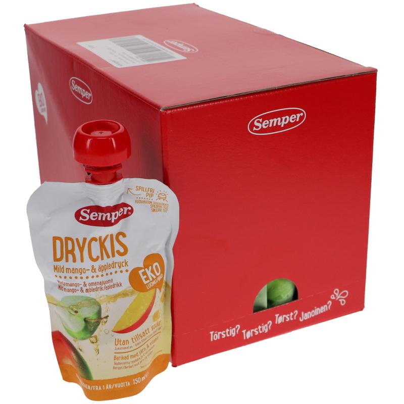 Dryckis Mango 10-pack - 47% rabatt