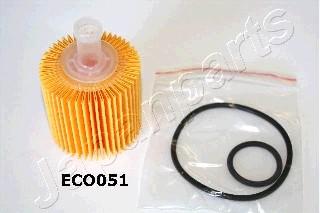 Öljynsuodatin JAPANPARTS FO-ECO051