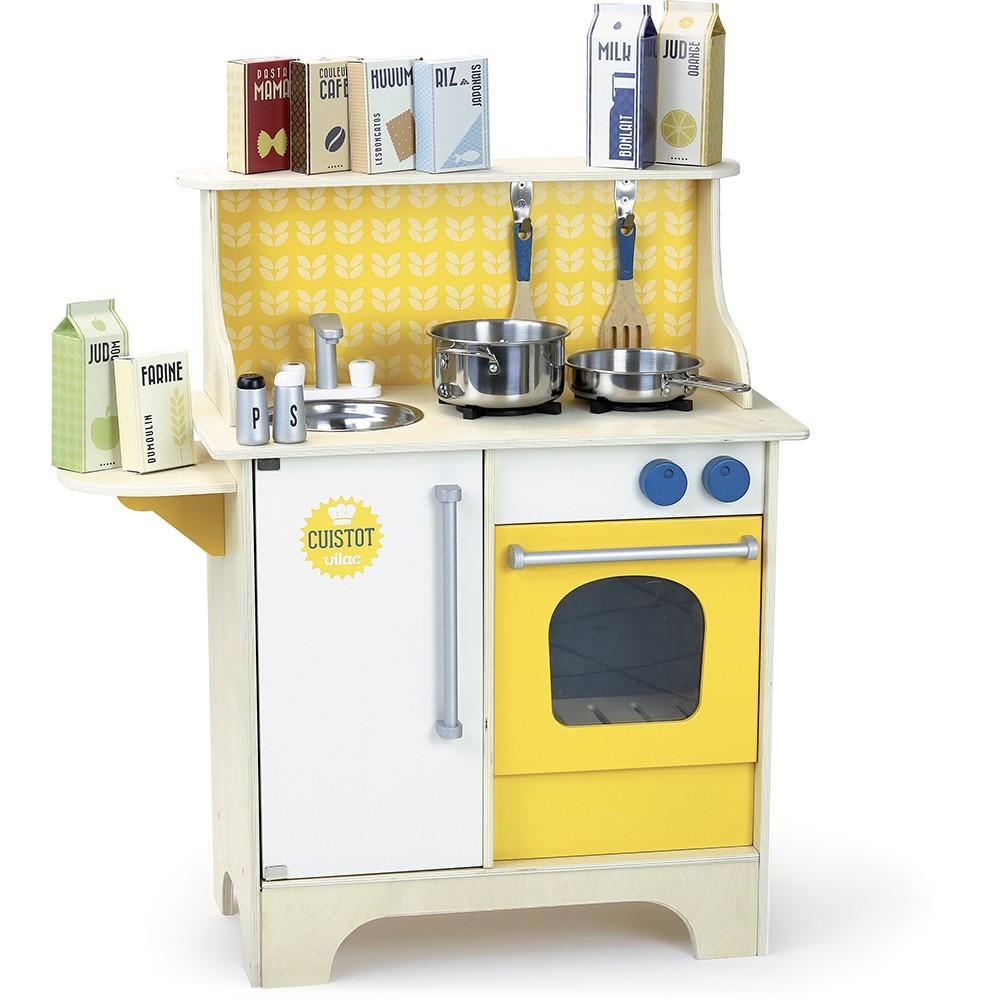 Vilac - Cuistot mustard kitchen (8121Y)