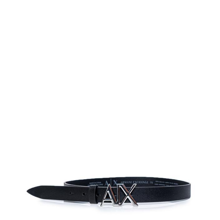 Armani Exchange Women's Belt Black 188051 - black 80
