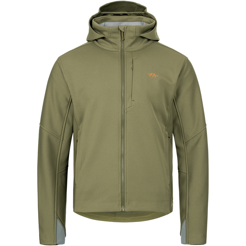 Blaser Men's Tranquility Jacket 3XL Camo Lydsvak Softshell jakke