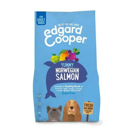 Edgard & Cooper Dog Adult Grain-Free Lax (2,5 kg)