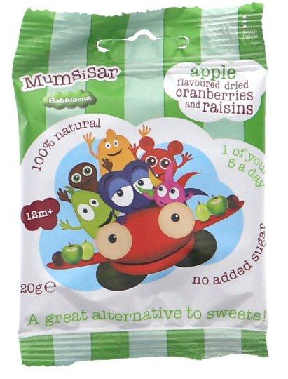 Mumsisar Äpple - 17% rabatt
