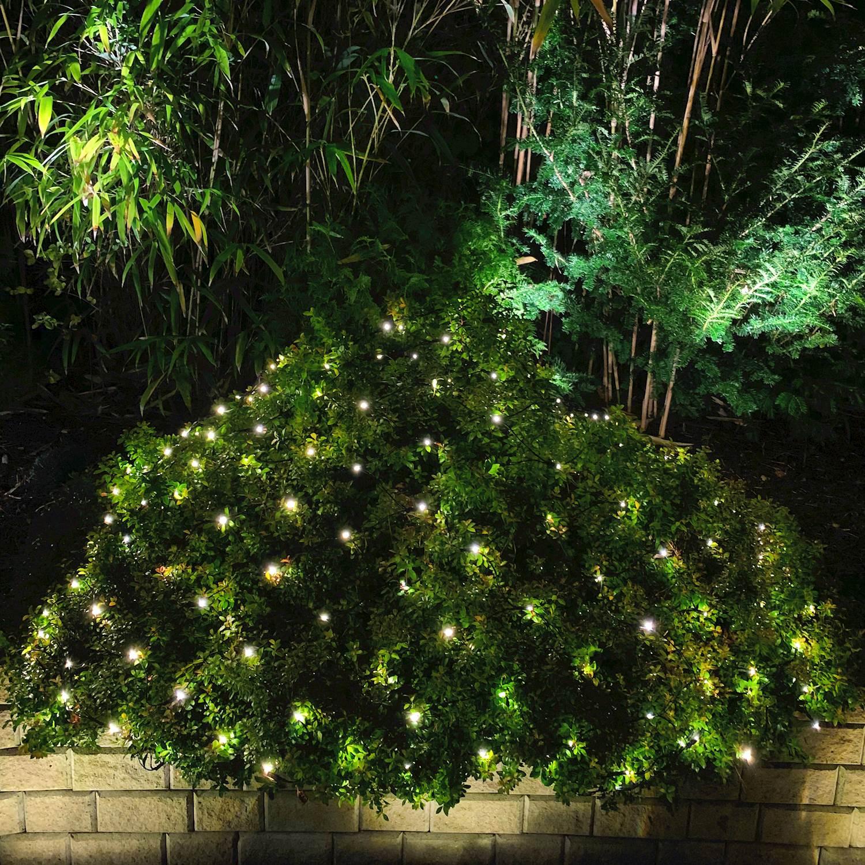 LightsOn Net - ljusnät 5086 grön