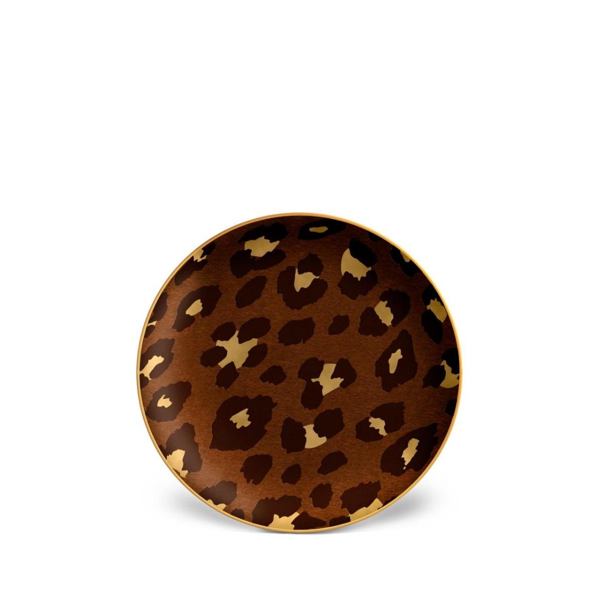 L'Objet I Leopard Small Dish