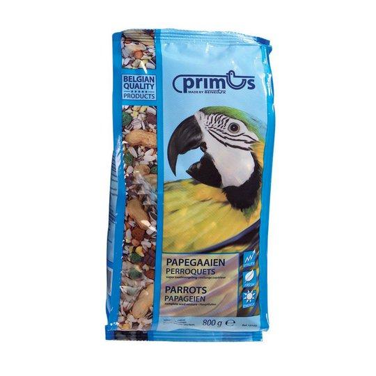 Primus Fröblanding till Papegojor 800 g