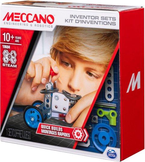 Meccano Byggesettt Quick Builds Sett 1