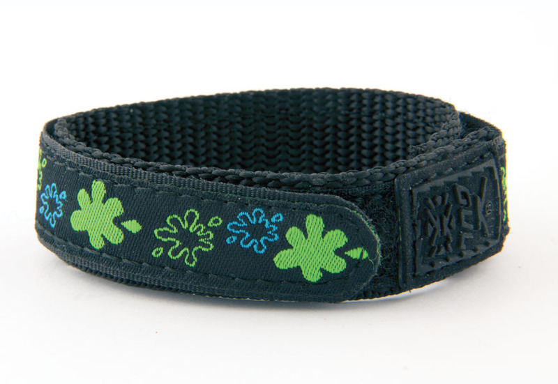 GUL Velcro Splash Green/Blue 16mm 446205