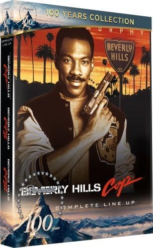 Beverly Hills Cop 1-3 (3 disc) - DVD