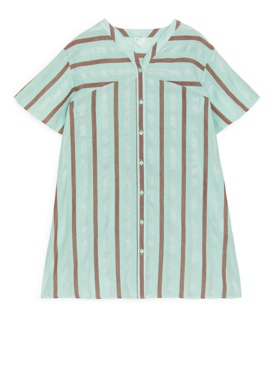 Kaftan Dress - Turquoise