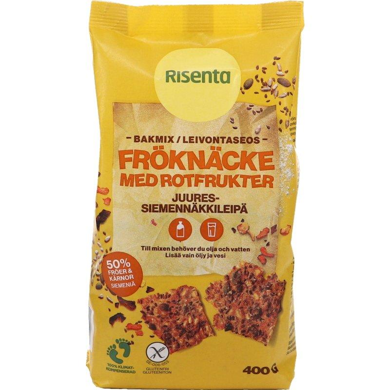 Bakmix Fröknäcke med rotfrukter - 17% rabatt