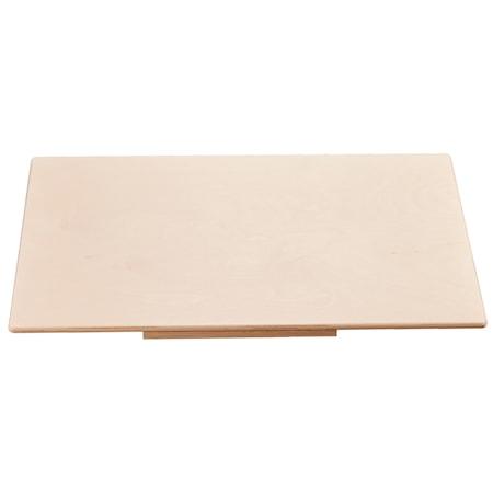 Bakbord i Bok 75x50x1,2 cm