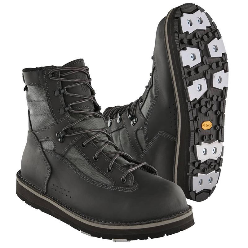 Patagonia Foot Tractor Wading Boots 11 Aluminum Bar