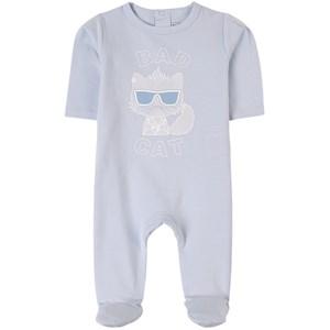 Karl Lagerfeld Kids Choupette Sparkdräkt Blå 3 mån