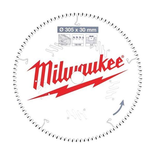 Milwaukee CSB MS W Sagklinge 305x3x30 mm, 100T