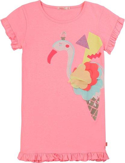 Billieblush Kjole. Pink Pale, 3 år