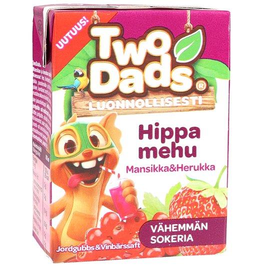 Hippamehu Mansikka & Herukka - 7% alennus