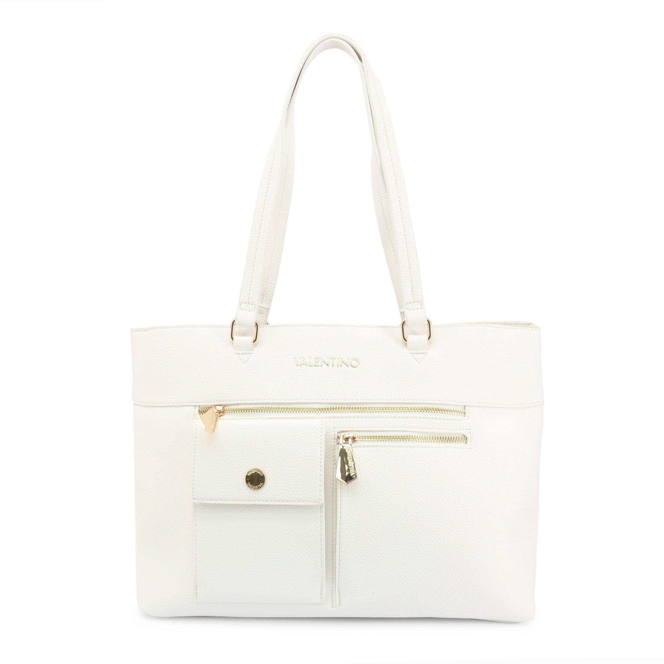 Valentino by Mario Valentino Women's Shopping Bag Various Colours CASPER-VBS3XL01 - white NOSIZE