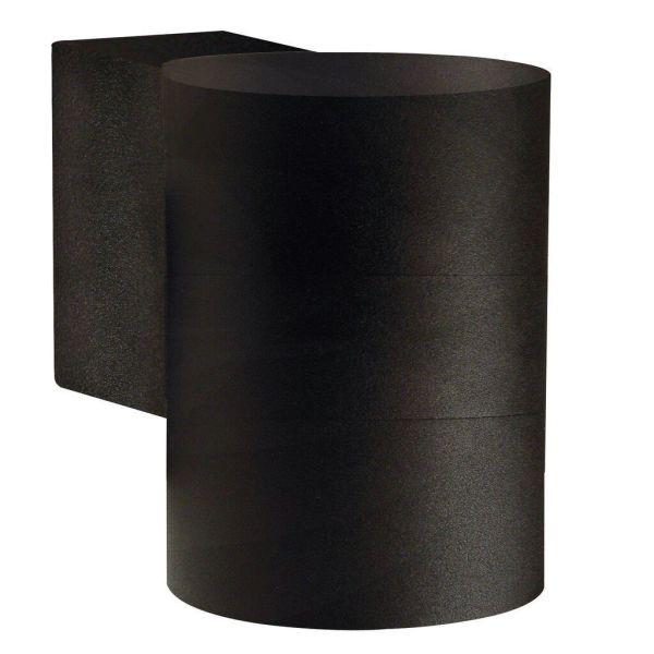 Nordlux TIN 21509903 Julkisivuvalaisin GU10, IP54, 35W Musta