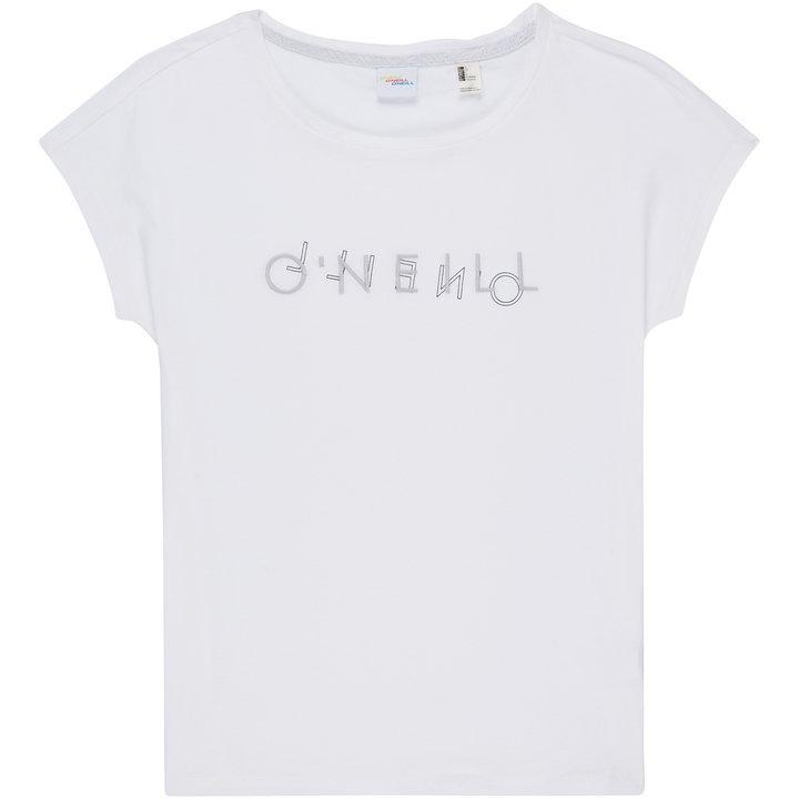 O'Neill Women's The Essentials Logo T-Shirt Various Colours 8718705901813 - S White