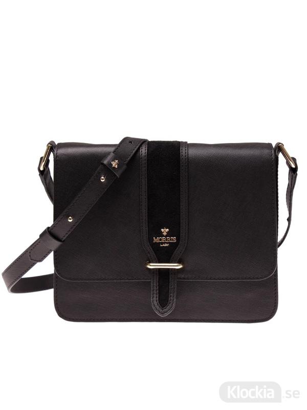 Morris Rosane Shoulder Bag Black 45188-black