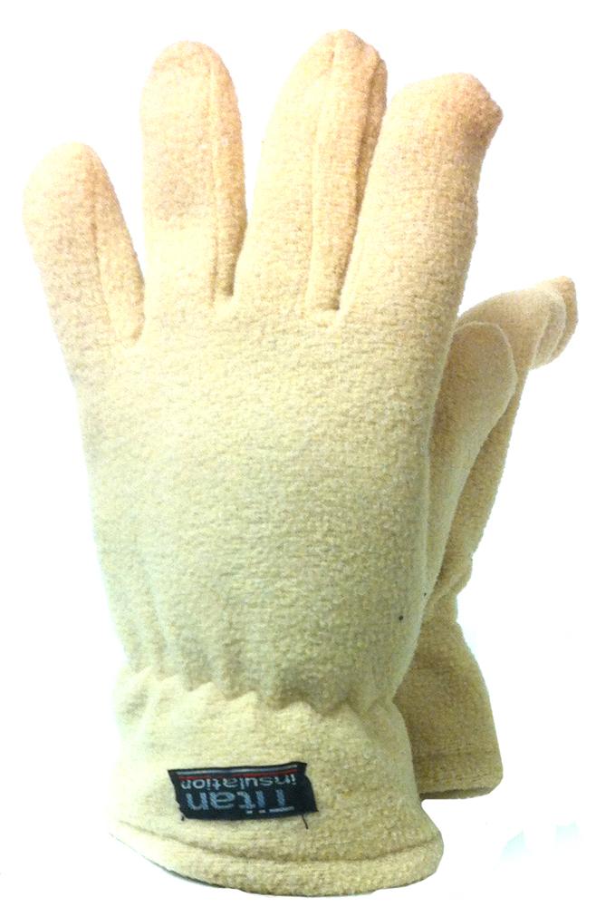 Handskar Beige - 50% rabatt