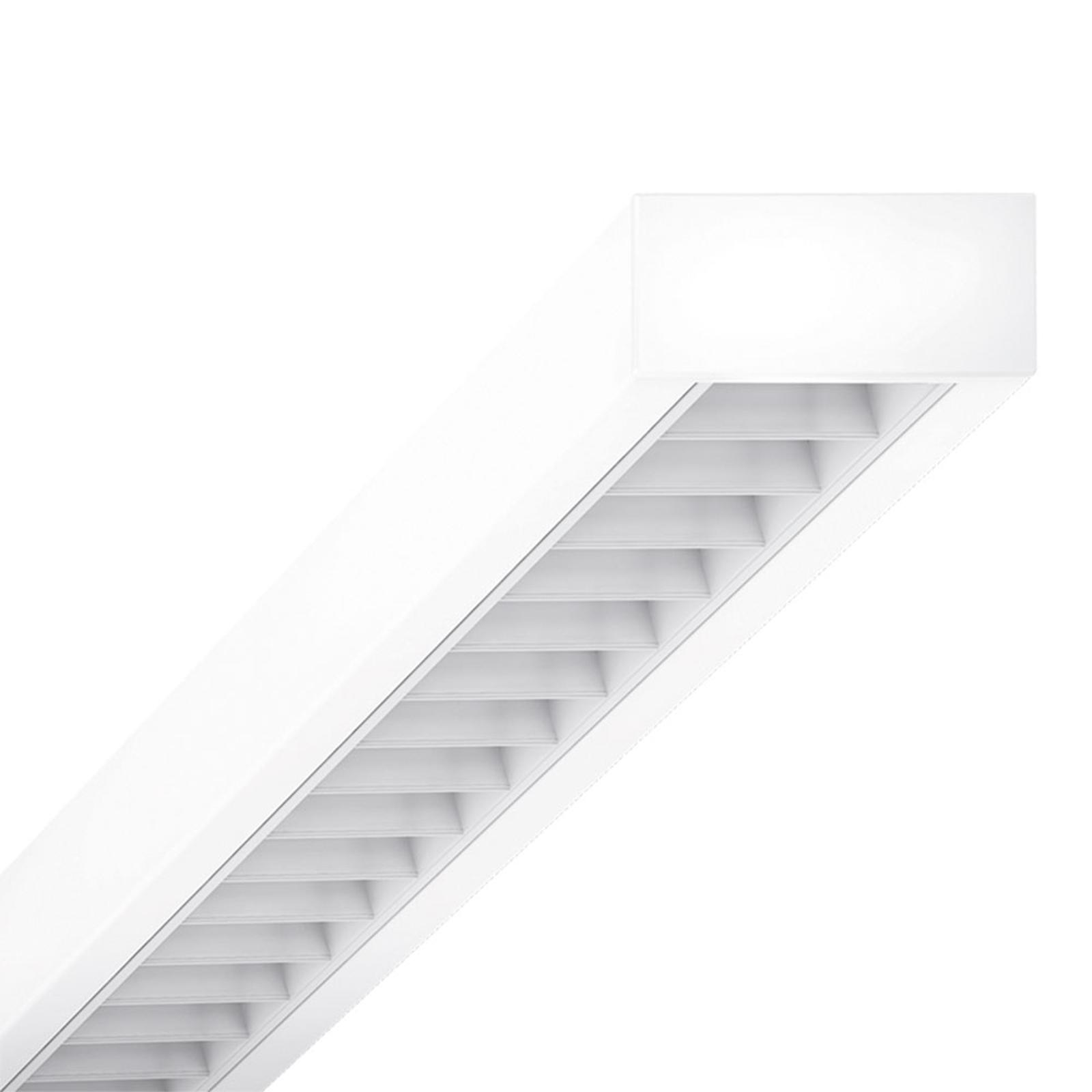 LED-kattovalo cubus-RSAXC-1500 4000 K rasteri