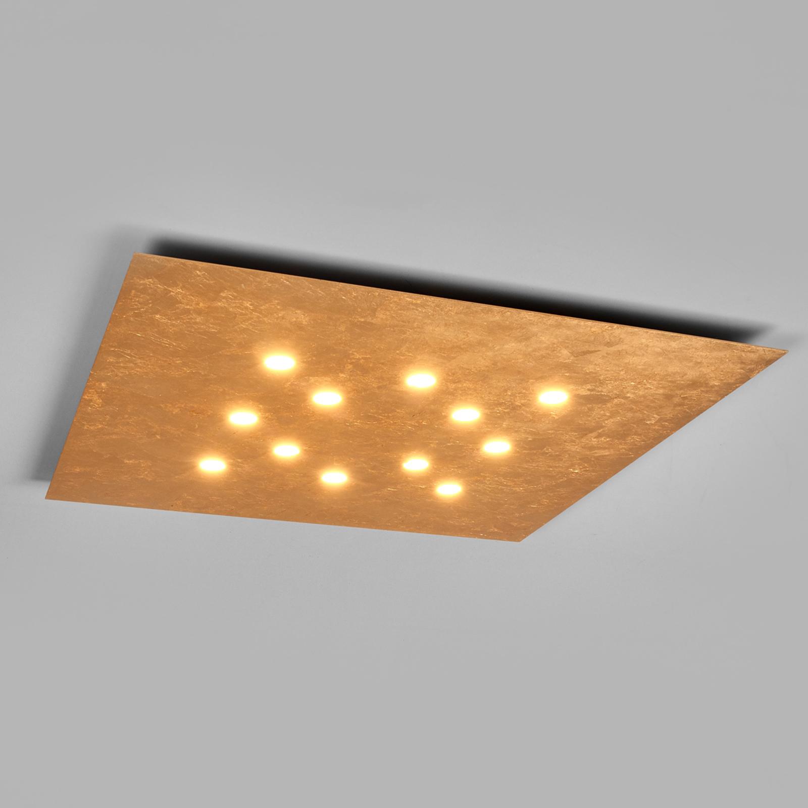 ICONE Slim -LED-kattovalaisin, 12-lamppuinen