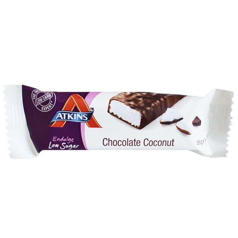 """Kookospatukka """"Suklaa"""" 35g - 34% alennus"""