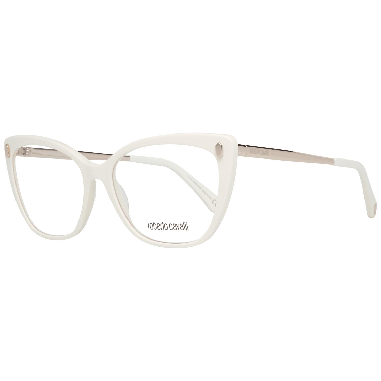 Roberto Cavalli Women's Optical Frames Eyewear White RC5110 54025