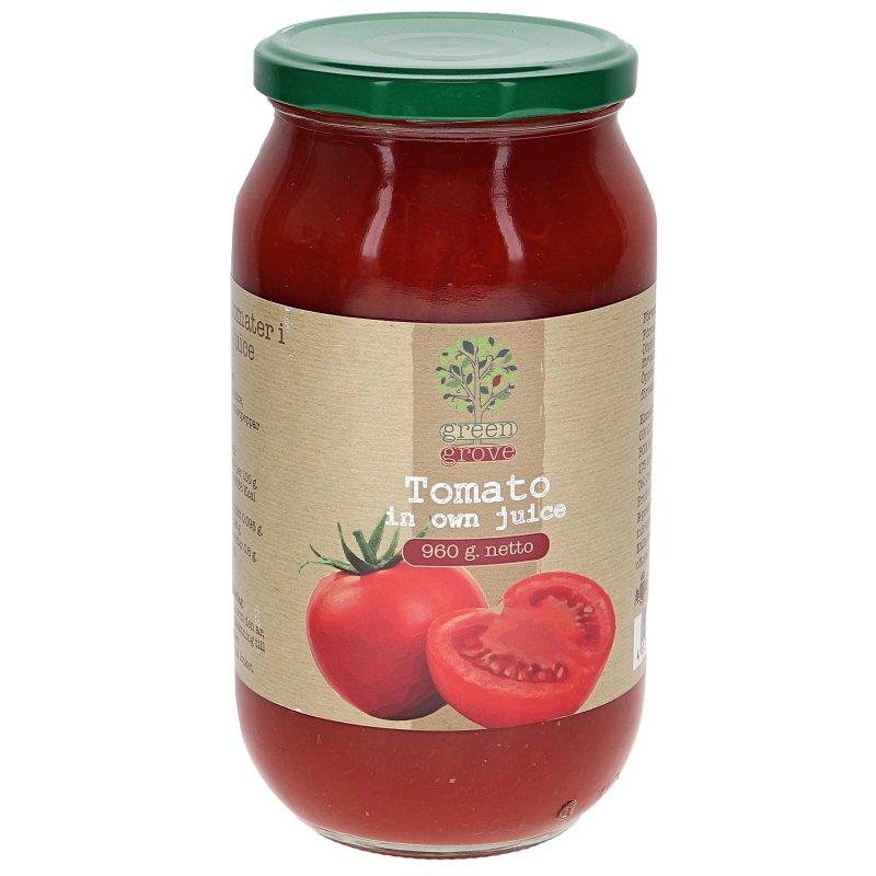 Hela Skalade Tomater - 28% rabatt