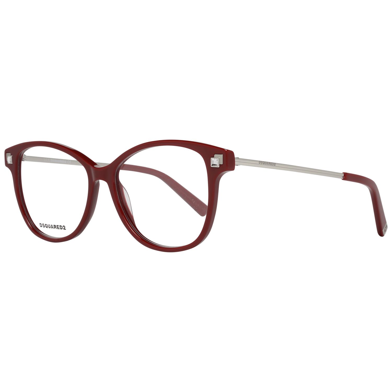 Dsquared² Women's Optical Frames Eyewear Red DQ5287 53066