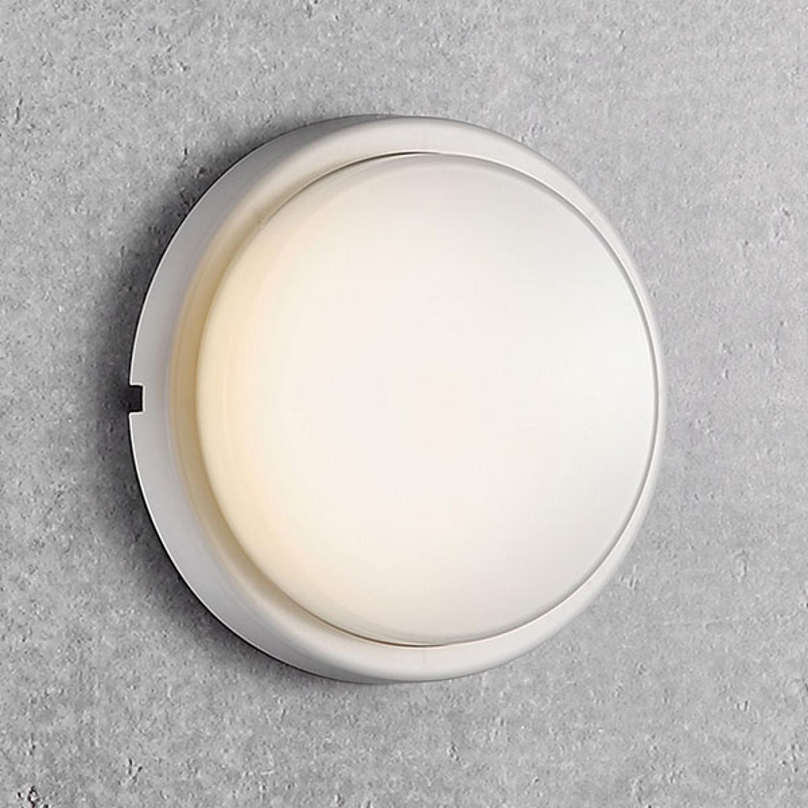 LED-ulkoseinälamppu Cuba Energy, Ø 17,5 cm