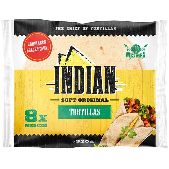 Tortillabröd Original - 16% rabatt