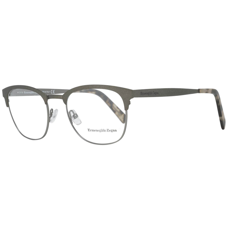 Ermenegildo Zegna Men's Optical Frames Eyewear Olive EZ5099 50097