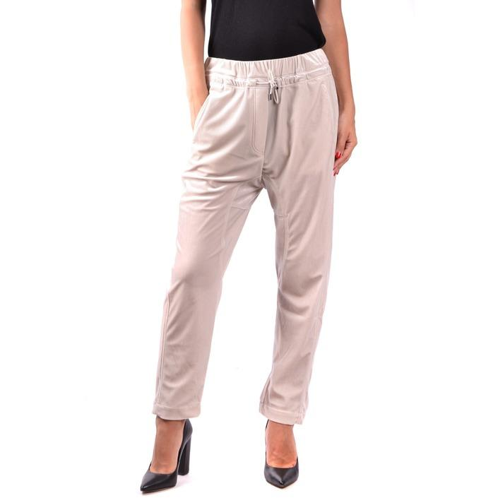 Brunello Cucinelli Women's Trouser Beige 162610 - beige 40