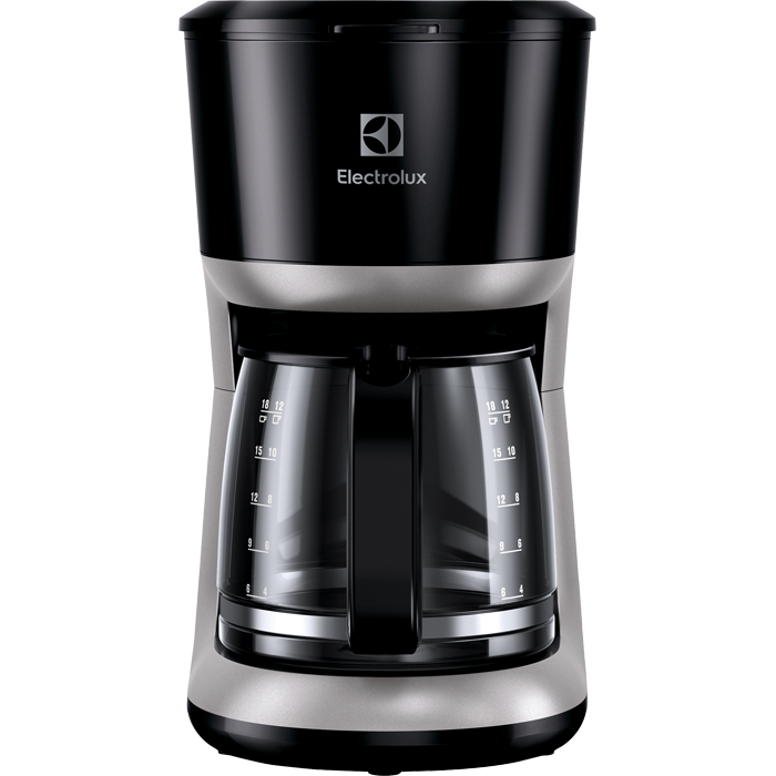 Electrolux - Love your day Coffee machine - Black