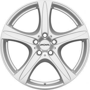 Ronal R55 SUV Silver 8.5x18 5/112 ET45 B76