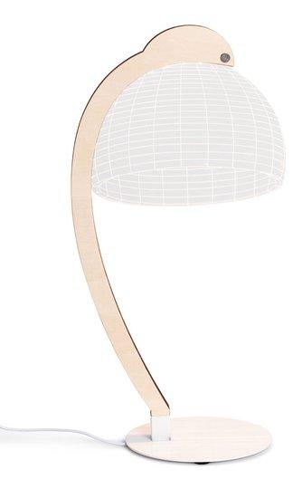 MYroom OKI Bordlampe 3D, Tre