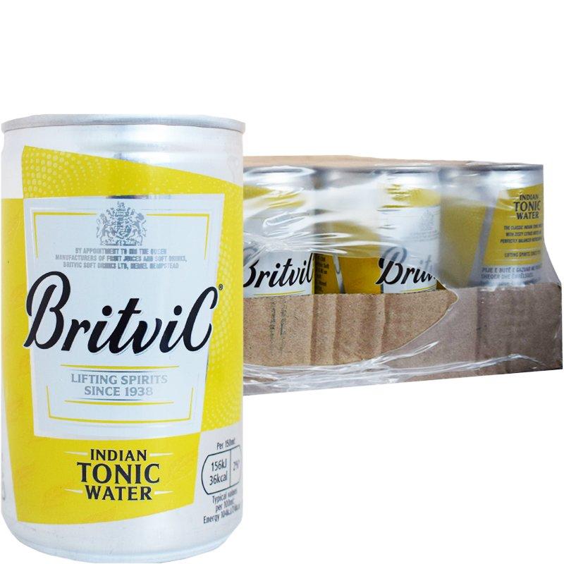 Hel Platta Tonicvatten 24 x 150ml - 60% rabatt