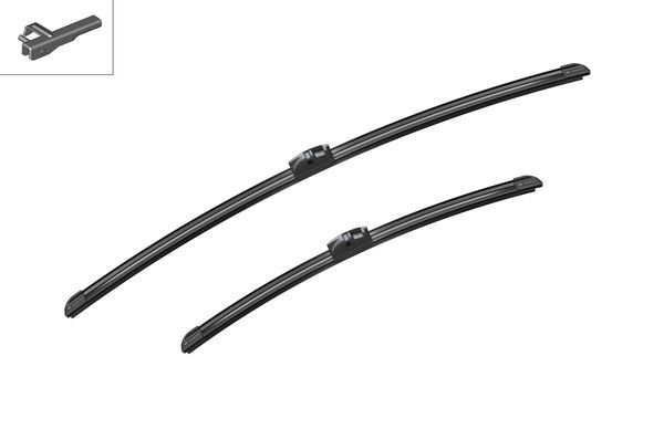 Flatbladesats A523S 650/450