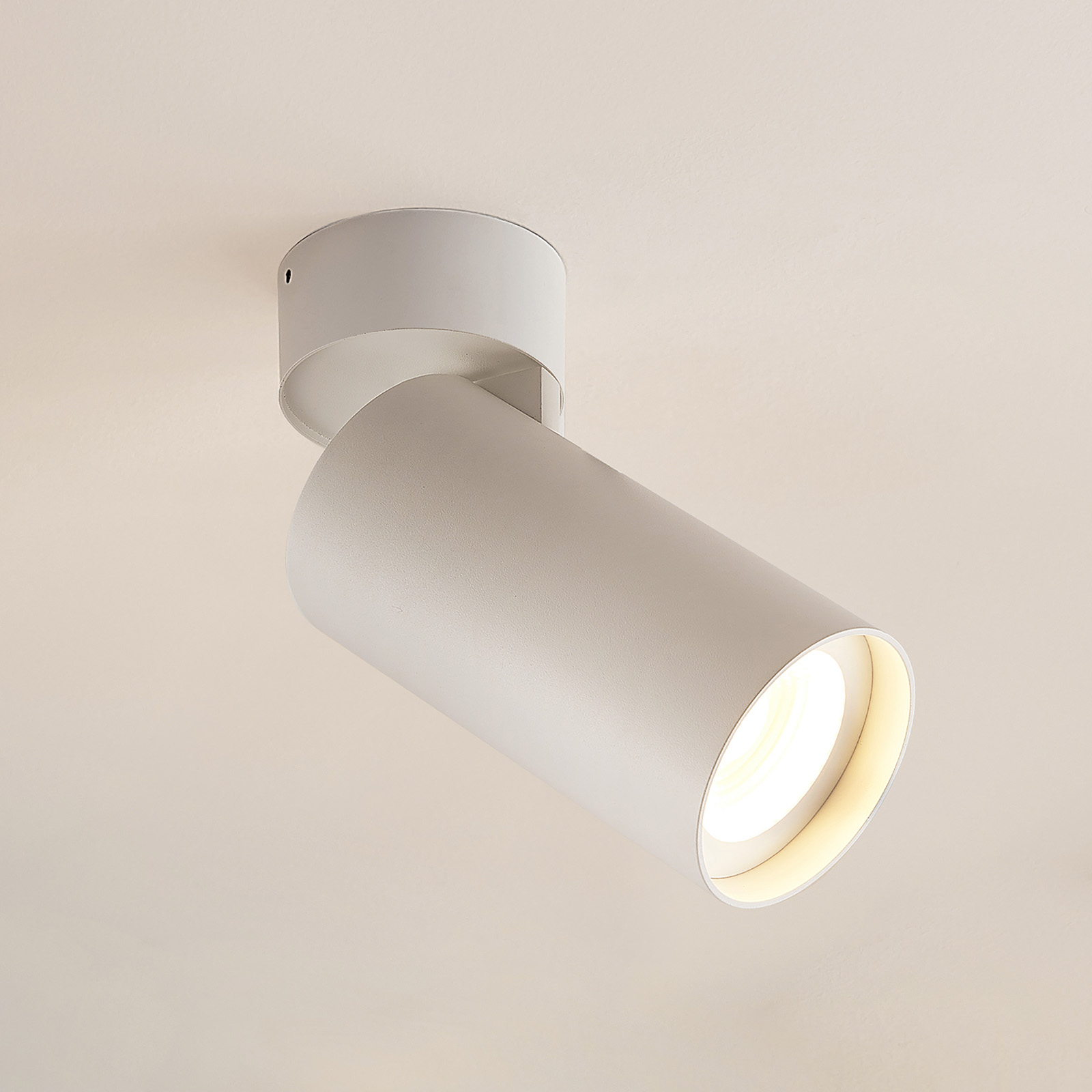 Arcchio Thabo -LED-kattospotti, säädettävä, 21,5W